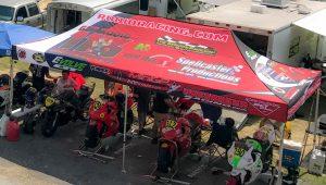 Hazardous Racing 40MM Canopy 10 * 20