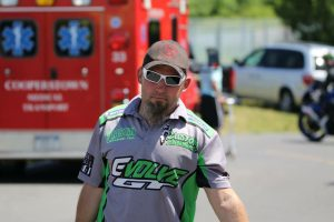 RJ Wade, CEO Hazardous Racing