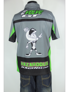Hazardous Racing Apparel Shirts and More