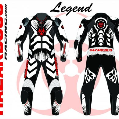 Podium Custom Race Suit Legend Design