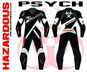Podium Custom Race Suit Psych Design