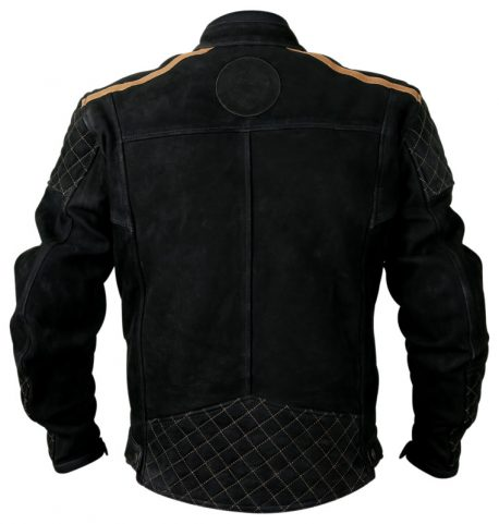 Driver Men's Jacket Back